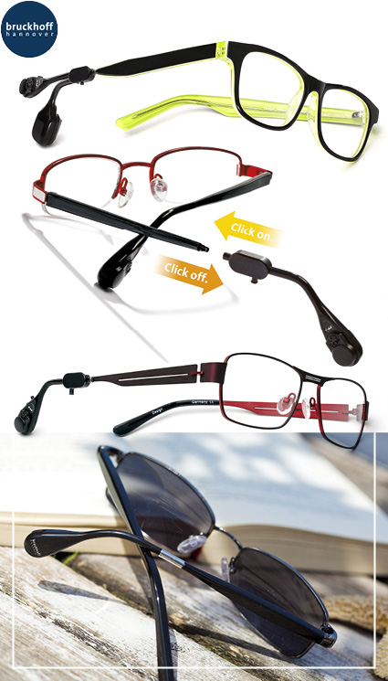 Air Conduction Hearing Aid Glasses